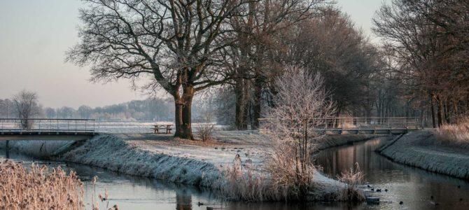 Wat winterfoto's van de omgeving van Rijssen