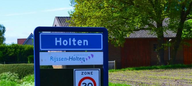 Foto's Holten en omgeving
