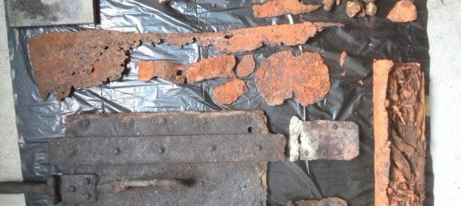 Bijzondere vondst landgoed Grimberg