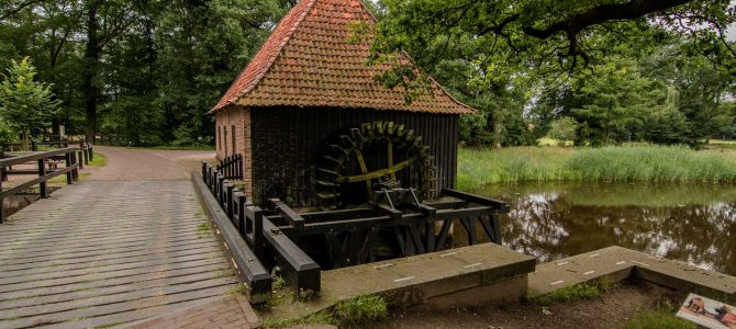 Watermolen Noordmolen-Twickel