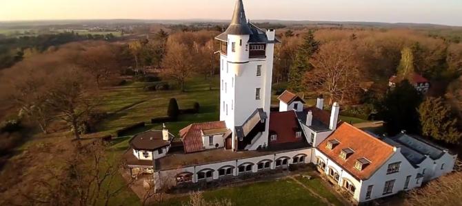Dronevlucht Toren van Palthe de Sprengenberg