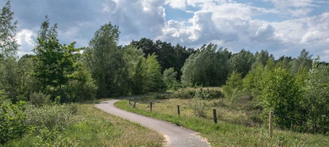 Wandelroutes Egede Vensterbaankiesroute