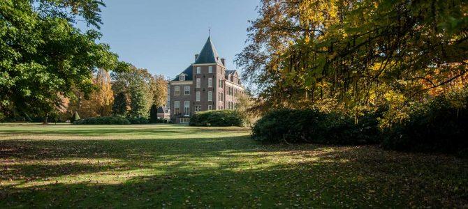 Herfst bij kasteel Verwolde