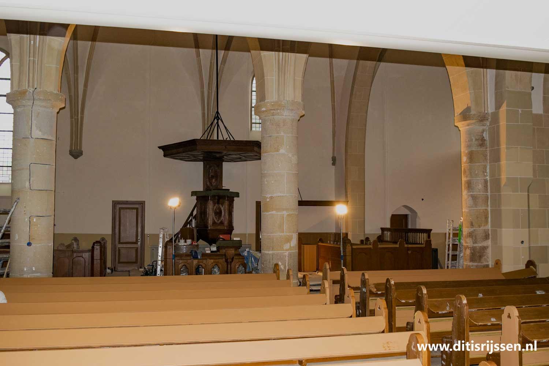 Restauratie Schildkerk. – Alles over Rijssen en omgeving